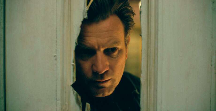 """This image released by Warner Bros. Pictures shows Ewan McGregor in a scene from """"Doctor Sleep."""" (Warner Bros. Pictures via AP) / © 2019 Warner Bros. Entertainment Inc. All Rights Reserved"""