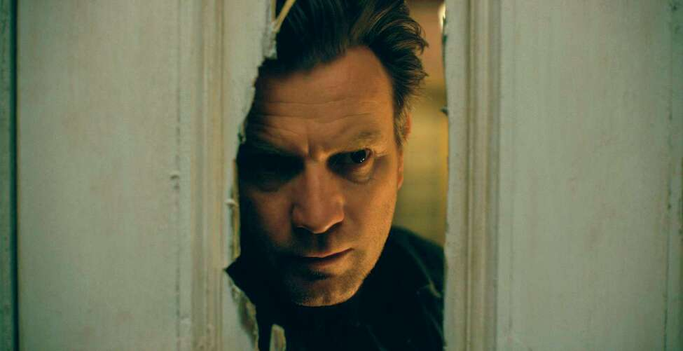 This image released by Warner Bros. Pictures shows Ewan McGregor in a scene from