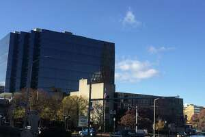 The office building at 1010 Washington Blvd. has sold for approximately $23 million to Stamford-based New England Investment Partners.