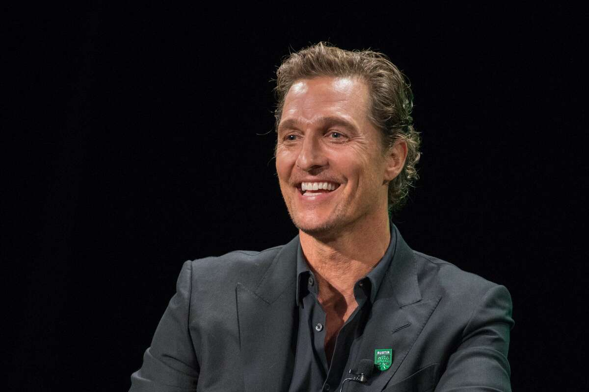 Matthew McConaughey, Academy Award-winning actor attends the Austin FC Major League Soccer club announcement of four new investors including himself as the 'Minister of Culture' at 3TEN ACL Live on August 23, 2019 in Austin, Texas. (Photo by Rick Kern/Getty Images)