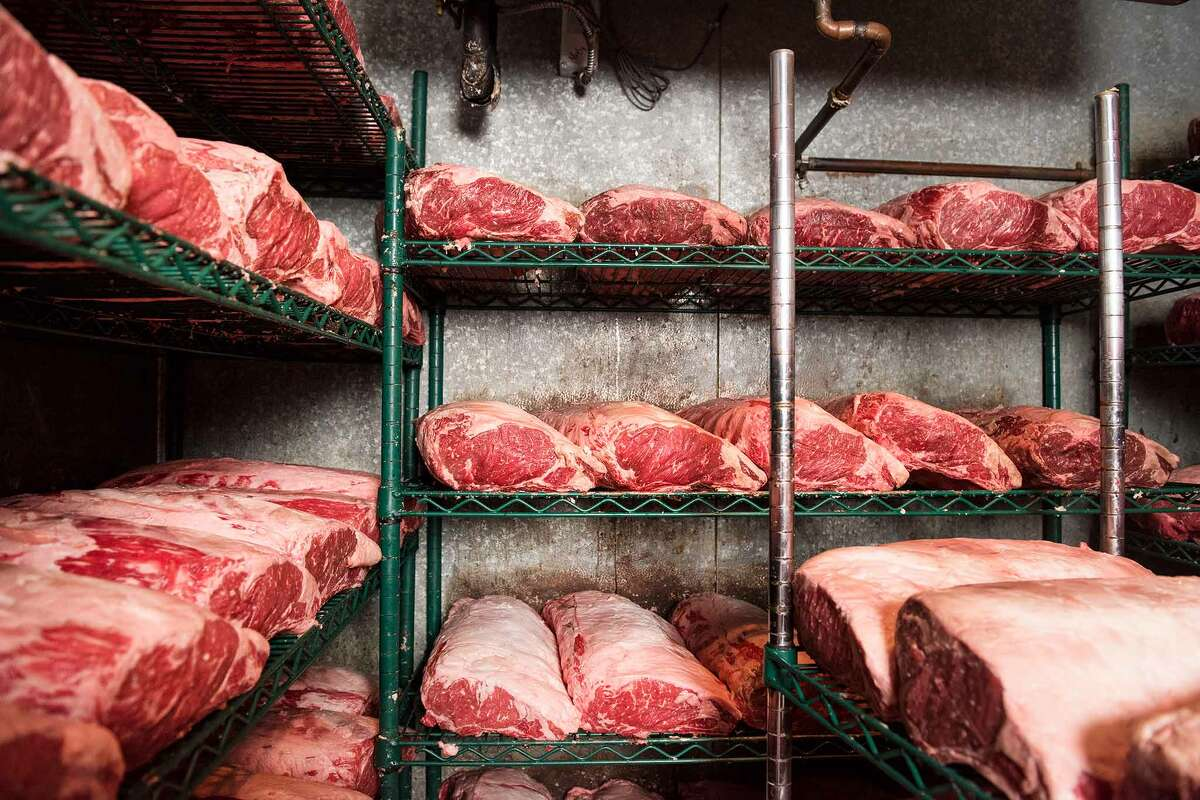 A look behind the scenes of what it takes to be a carver at House of Prime Rib.