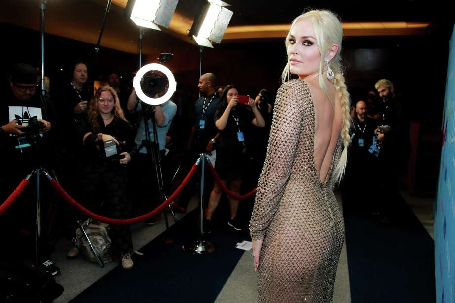 """BEVERLY HILLS, CALIFORNIA - NOVEMBER 07: Lindsey Vonn attends the premiere of HBO's """"Lindsey Vonn: The Final Season"""" at Writers Guild Theater on November 07, 2019 in Beverly Hills, California. (Photo by Rich Fury/Getty Images) Photo: Rich Fury, Staff / Getty Images / 2019 Getty Images"""