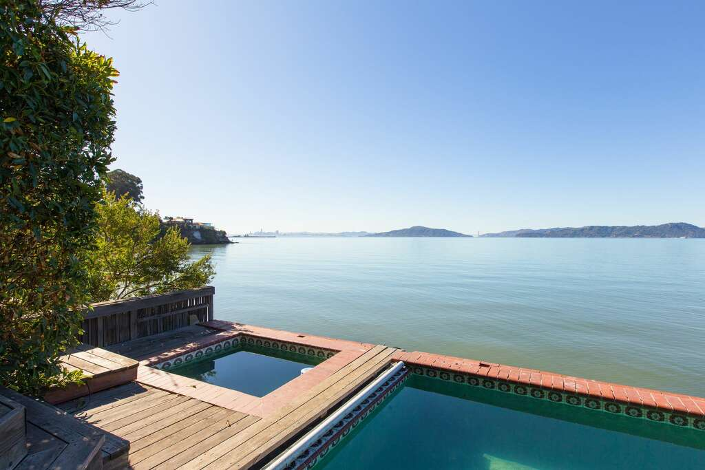 <p>This home in the Point Richmond hills is for sale for $1.6 million.</p>