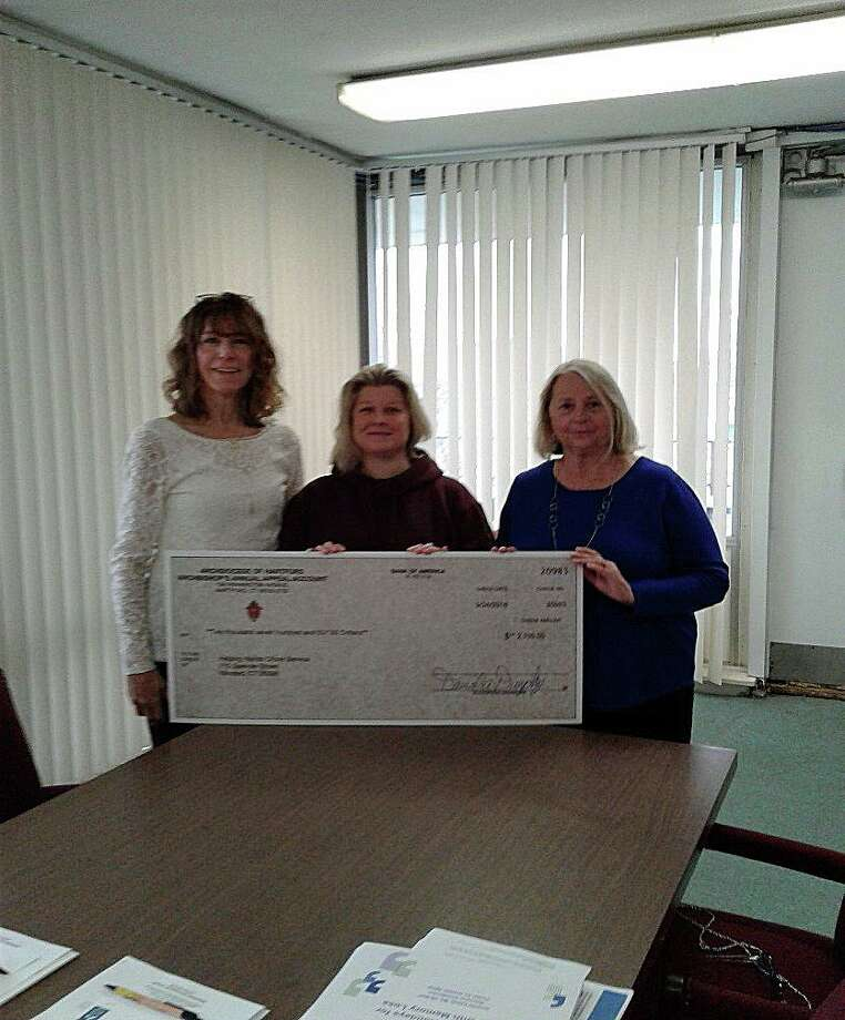 Helping Hands, a nonprofit, community-based resource for senior home care, was awarded $2,700 from the 2019 Archdiocese of Hartford's Annual Appeal. Photo: Contributed Photo