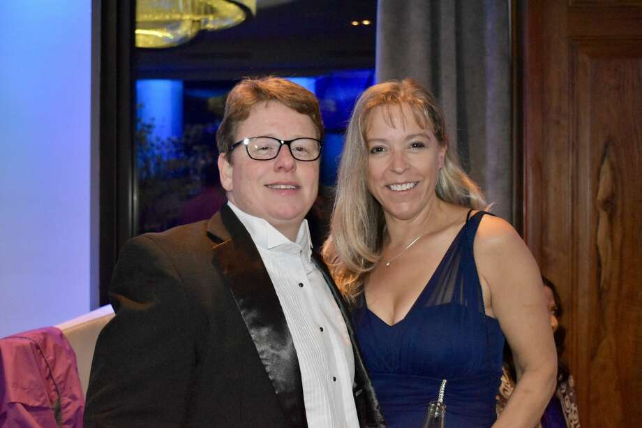 Were you Seen at the Pride Center Gala at Franklin Plaza in Troy on Nov. 8, 2019? Photo: Silvia Meder Lilly