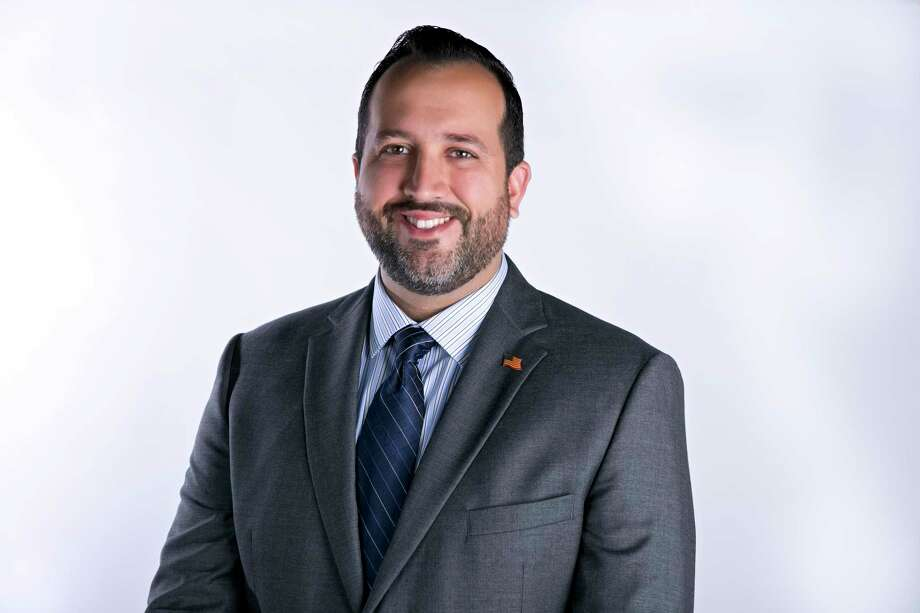 Roberto Alves was elected to an at-large seat on the City Council. He will be one of three Latinos on the council. Photo: Contributed Photo / The News-Times / The News-Times Contributed