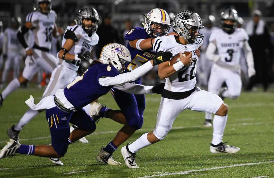 United ISD programs such as LBJ and United South can't partake in athletics until at least Oct. 19. Photo: Danny Zaragoza /Laredo Morning Times File
