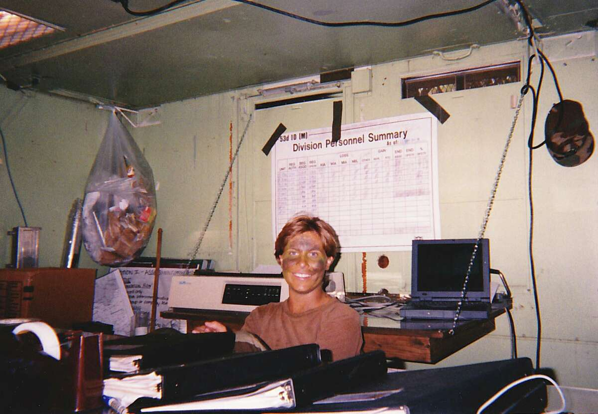 Bess Healy, senior vice president of strategy and transformation at Stamford-based consumer financial-services firm Synchrony served in the U.S. Army from 1994 to 2001, reaching the rank of captain.