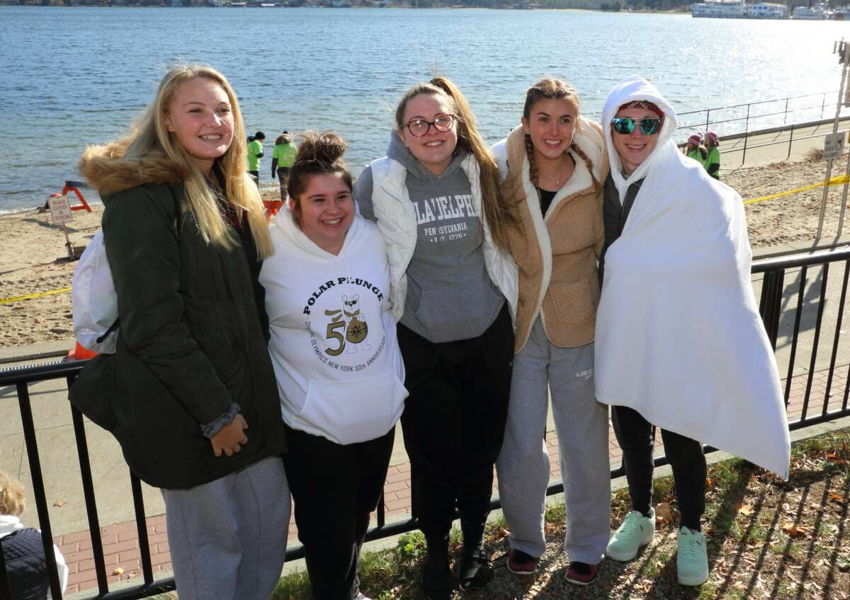 Were you Seen at the 13th Annual Lake George Polar Plunge, a benefit for Special Olympics NY held at Shepard's Park Beach, Lake George on Saturday, November 9, 2019?