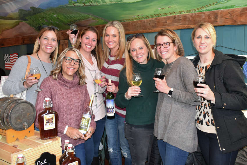 Hopkins Vineyard in Warren held a Sip, Shop & Be Local event on November 9, 2019. Guests shopped local handmade food and crafts and, of course, wine. Were you SEEN?