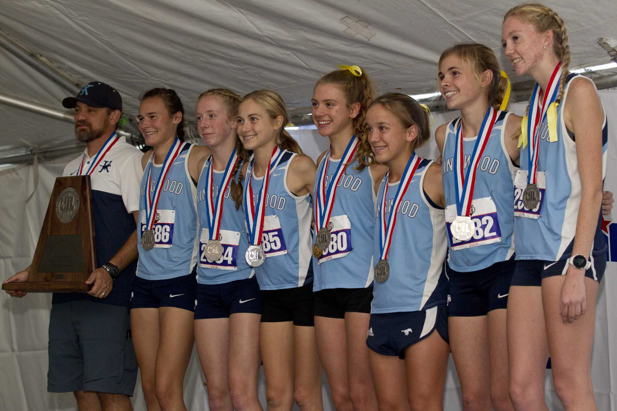 Cross Country: Kingwood girls finish second, Atascocita's Avery finishes third at state meet