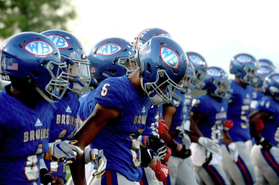 West Brook celebrates homecoming as they face C. E. King during their game at Beaumont Memorial Stadium Friday.  Photo taken Friday, September 27, 2019 Kim Brent/The Enterprise Photo: Kim Brent / The Enterprise / BEN