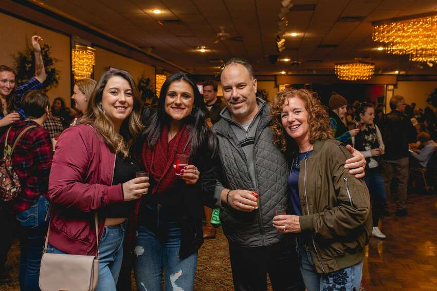 The Connecticut Cider Association held the very first Hard Cider Festival in Wallingford on November 9, 2019. Festival goers enjoyed samples from over a dozen regional cideries, food trucks, live music, games and an apple cider doughnut eating contest. Were you SEEN?