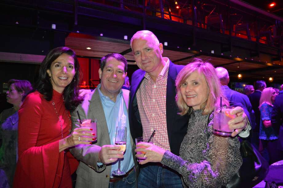 The Fairfield Theatre Company held its annual Encore Gala on November 9, 2019. Guests enjoyed dinner, cocktails, an auction and live music. Were you SEEN? Photo: Todd Tracy / Hearst CT Media Group