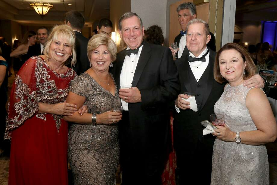 Were you Seen at the 23rd  Annual One Hope Ball, to benefit the Juvenile Diabetes Research Foundation and  honoring Chris Martell and Druthers Brewing Company,on Saturday, Nov. 9, 2019  at the Albany Marriott in Colonie? Photo: Joe Putrock/Special To The Times Union