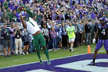 Texas College Football Rankings Baylor Hangs On To No 1