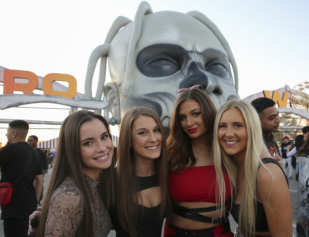 Astroworld Festival, Maná's return highlight Houston's weekend scenes (Nov. 8-10)