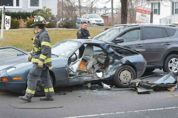 Eric Hente-Molinski, 76, of Norwalk, was killed in January 2015 when his Porsche 928 S4 veered into oncoming traffic on East Avenue.