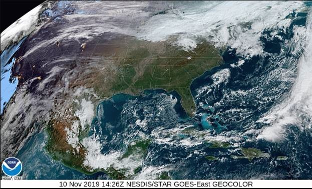 Cold front could plunge Houston area into wintry weather