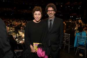 Frances McDormand and Joel Coen attend the 47th AFI Life Achievement Award honoring Denzel Washington at Dolby Theatre on June 6, 2019 in Hollywood. The couple has become embroiled in a legal dispute with their Marin neighbors.