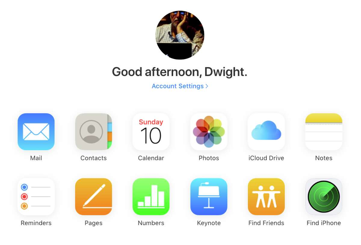 Apple's iCloud.com lets you access the photos and files you have on your Apple devices via the web.