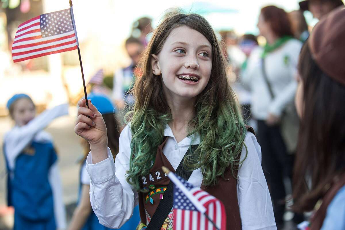 San Francisco Veterans Day Parade a 'celebration of service'