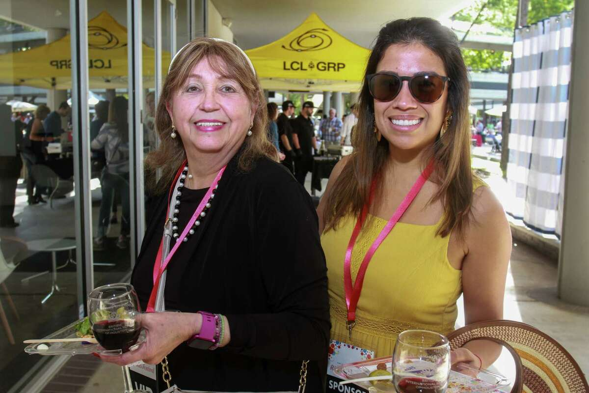 The 14th Annual International Risotto Festival at The Houston Design Center on November 10, 2019. The outdoor strolling event featured delicious Italian creations from top Houston chefs, fantastic wines, music, entertainment and exotic cars.