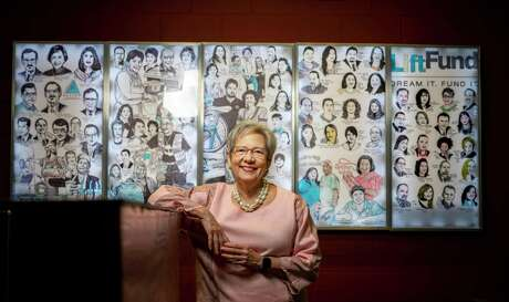 Janie Barrera was a nun and worked with the Air Force as a civilian before joining LiftFind — or Accion International, as it was originally called — in 1994.