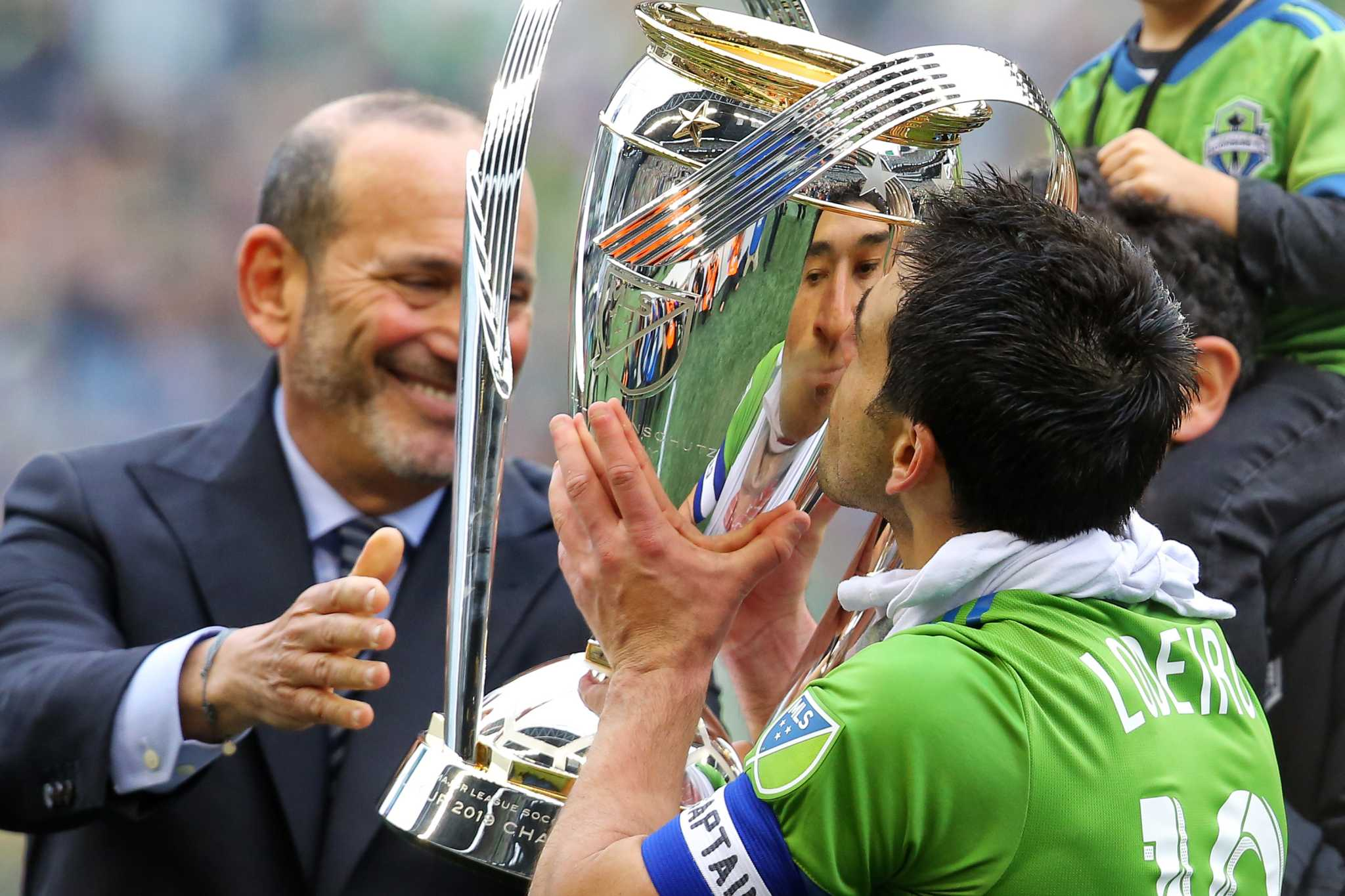 Sounders get poor-mouthed even as MLS champions