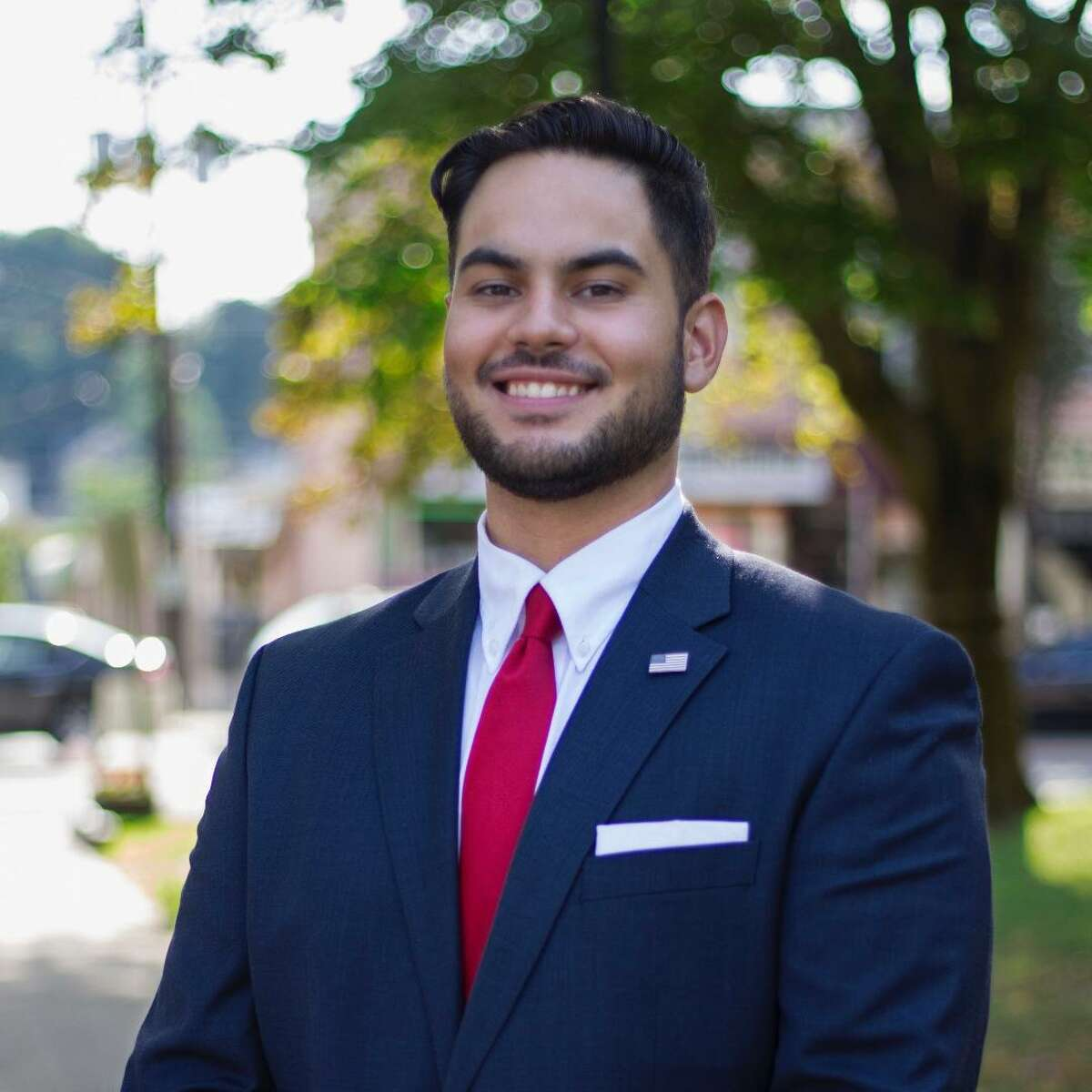 Dominico Filippone, an incumbent Ansonia Third Ward Alderman is involved in a recount with his running mate Joseph Cassetti and Democrat Leslie Navarrete