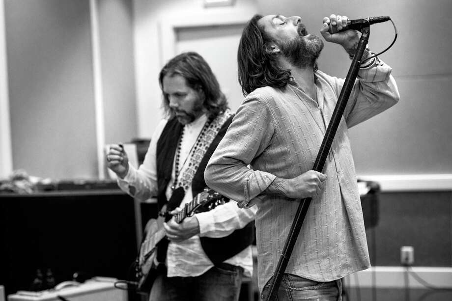 The Black Crowes will bring their reunion tour to the Saratoga Performing Arts Center at 8 p.m. Saturday, July 25, Live Nation has announced. Photo: Josh Cheuse*