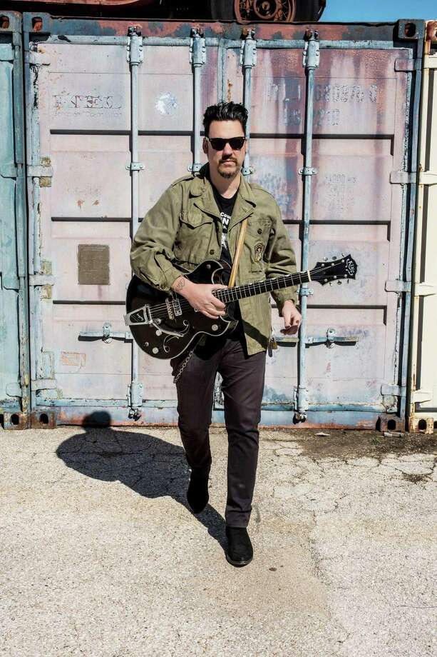 """Jesse Dayton is asinger, songwriter, filmmaker and author. Hewas discovered as a young teenager playing """"a toilet dive"""" in his hometown of Beaumont by legendary club owner Clifford Antone, who booked him into his famed Austin venue. Photo: Ray Redding / Ray Redding/TexasRedd"""