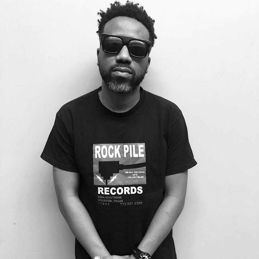 DJ Flash Gordon Parks brings the beat to Cinema Arts Festival