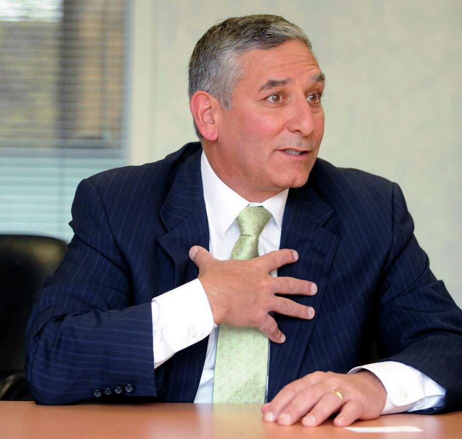Len Fasano, R-North Haven Senate Minority Leader will not seek re-election. Photo: Cathy Zuraw / Cathy Zuraw / Connecticut Post