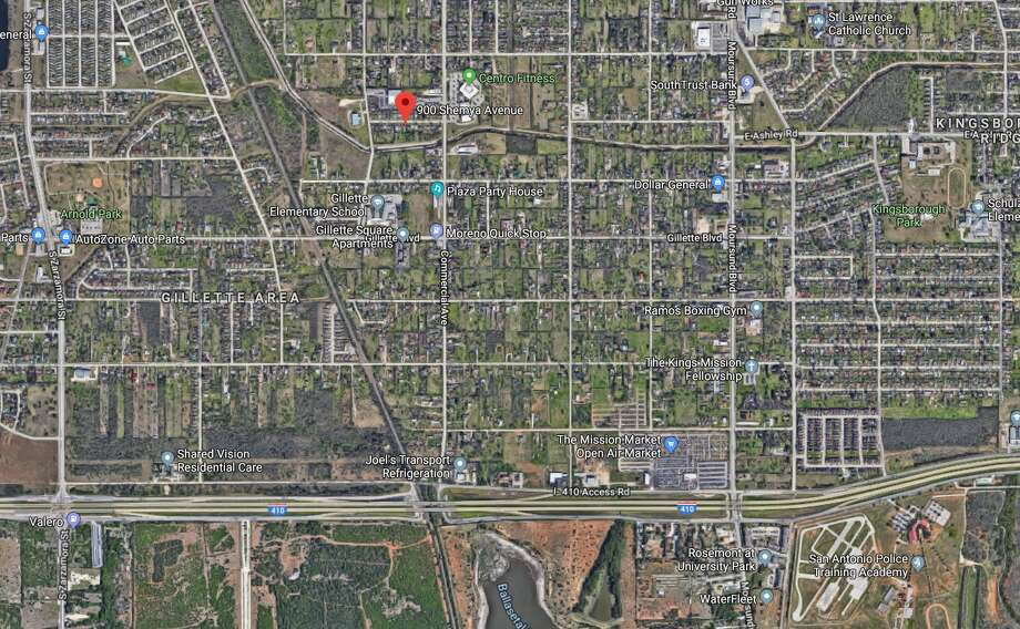 One man is dead following a shooting on the South Side on Sunday evening, according to authorities. The map shows the approximate area of the shooting. Photo: Google Maps