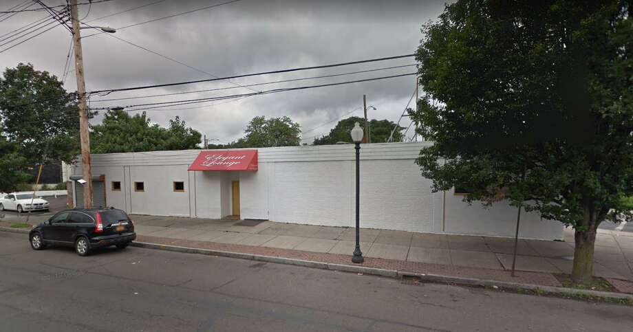 A bouncer at a Bridgeport bar was shot in the abdomen Sunday night on Nov. 10, 2019. At 9:45 a.m., police dispatchers received a report of a person shot at 1603 Barnum Ave, Perfections Lounge. A male victim, 37, who works as a bouncer at the bar was located on the sidewalk at the entrance door on Barnum Avenue suffering from a gunshot wound to the abdomen. Photo: Google Street View