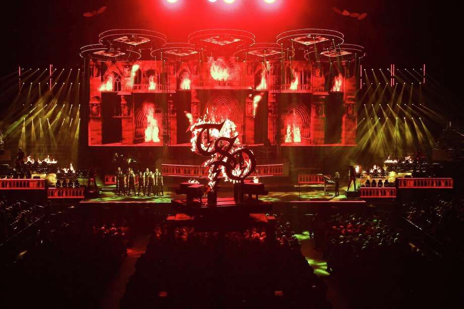 Trans-Siberian Orchestra rocks Hartford's XL Center, Nov. 24. Photo: Mark Weiss / Contributed Photo