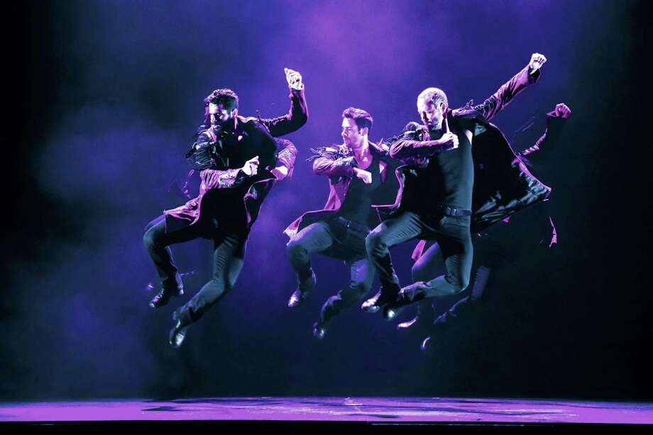 "The seven-brother group Los Vivancos brings its high-energy flamenco fusion show ""Born to Dance"" to Miller Outdoor Theatre Friday. Photo: Diego Puerta, Fotografo / Diego Puerta / DP"
