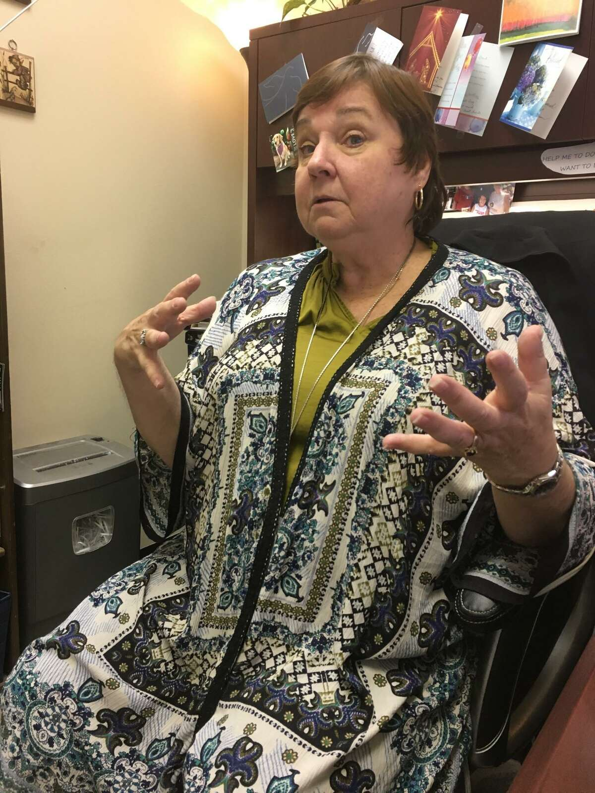 For the last two years, Barbara McInnis has served as the Victim Assistance Liaison coordinator for Harris County Precinct 5 Constable Ted Heap. She formerly assisted crime victims while working for the Houston Police Department.