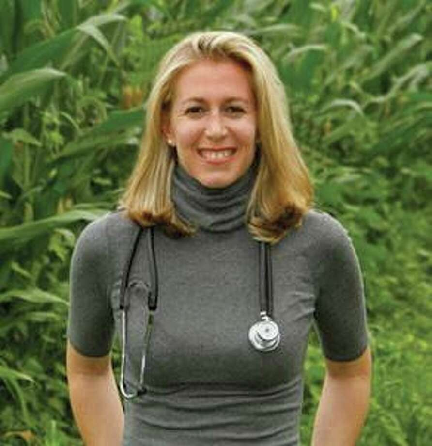 "Integrative physician Dr. Aly Cohen will discuss ""Are Environmental Exposures a Danger to Your Mental Health?"" November 13 at WCSU in Danbury. Photo: WCSU / Contributed Photo"