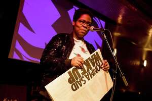 New York City-based, award-winning poet Candace Williams will perform along with students from the University of Connecticut Stamford campus at a poetry reading at Franklin Street Works Thursday night.