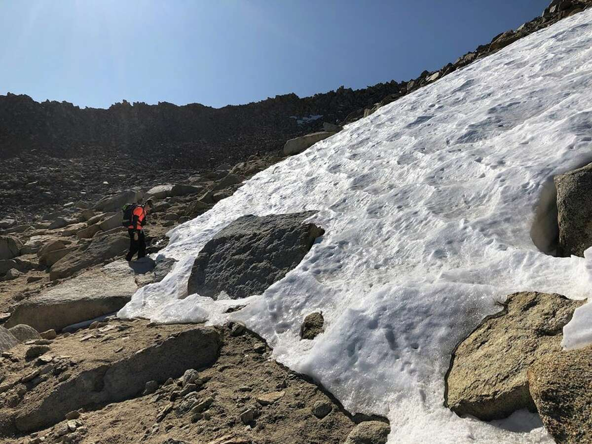 The body of missing Sequoia Kings Canyon National Park hiker Alan Stringer, 40, was found on the Darwin glacier Thursday at the base of Mount Darwin. Mount Darwin straddles Kings Canyon National Park and the John Muir Wilderness.