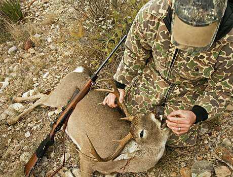 If a hunter's freezer is too full for more meat, he or she can donate the venison to Hunters for the Hungry to help struggling Texans.