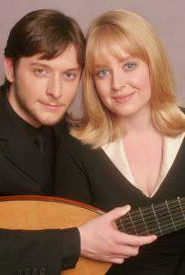 """Charles and Elizabeth Weaver will perform their program, """"Ye Sacred Muses: The Musical Treasury of an English Catholic Gentleman,"""" at a free recital November 24 at St. Mary's Church in Norwalk. Photo: Http: / /elizabethbaberweaver.com"""