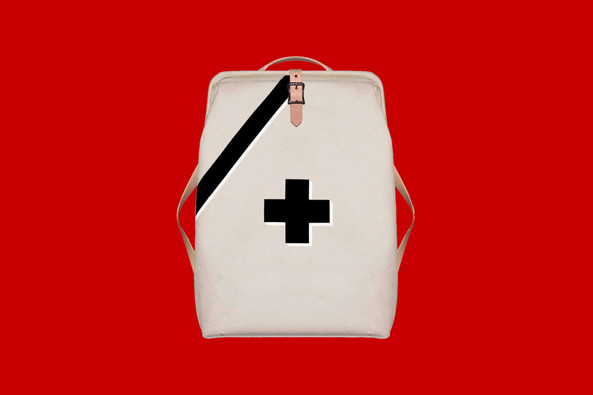 """Oprah Winfrey recommended """"The Prepster Emergency Backpack"""" by Preppi in """"Oprah's Favorite Things"""" on Amazon."""