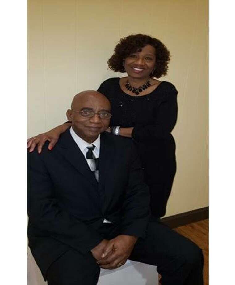 The Rev. Don L. Sanford and Cheryl Sanford