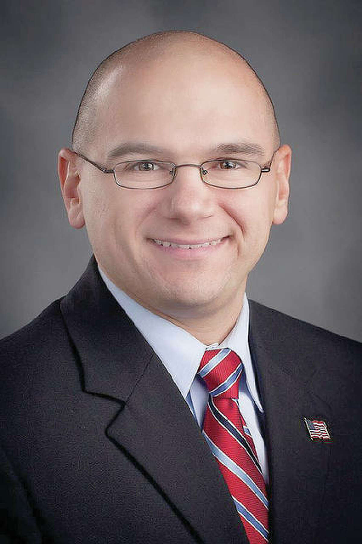 Greene County State's Attorney Caleb Briscoe wassworn in Monday, Nov. 30.