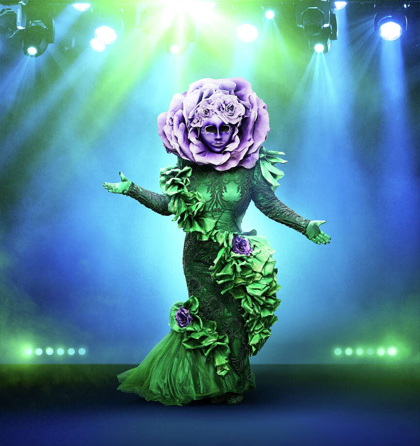 The Flower sounds like Patti LaBelle on 'The Masked Singer.' Photo: FOX
