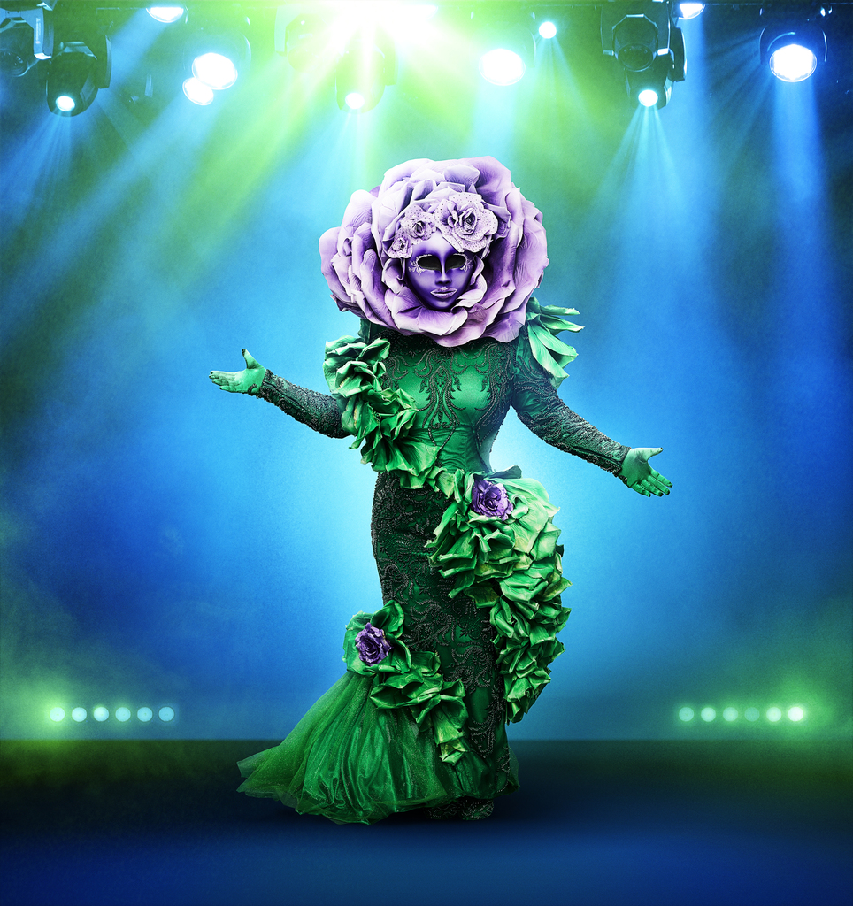 Patti LaBelle, who is probably the The Flower on 'The Masked Singer,' sets Sugar Land date