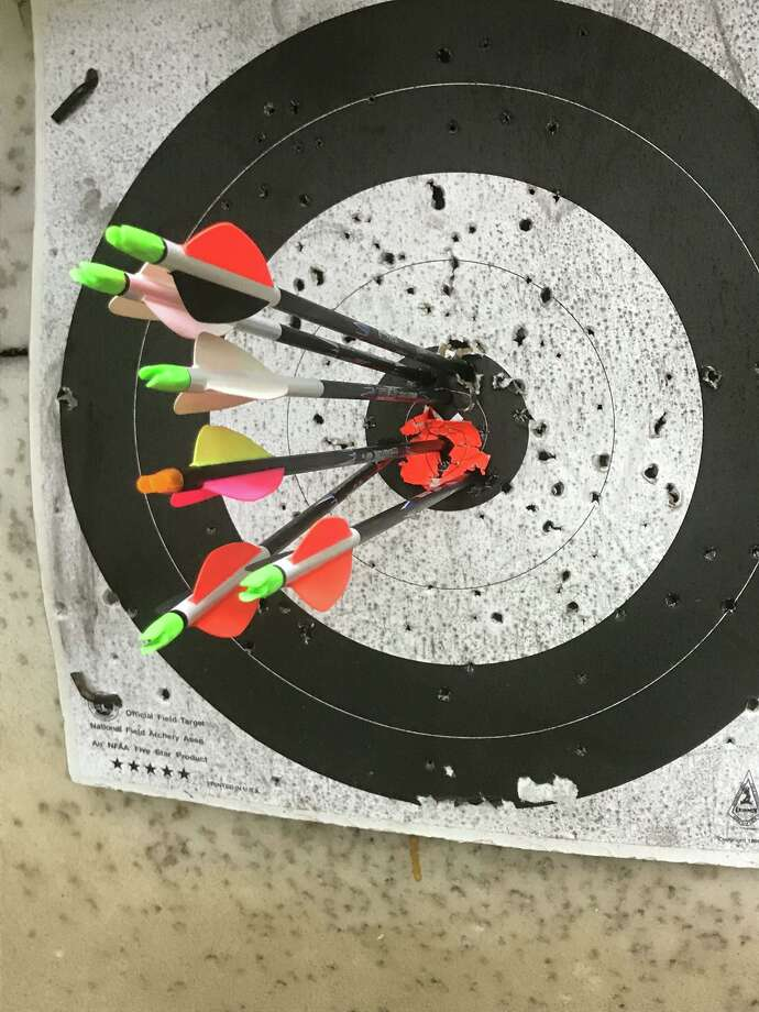 The Cos Cob Archers is inviting the public to an Open Shoot November 24. Photo: Cos Cob Archers
